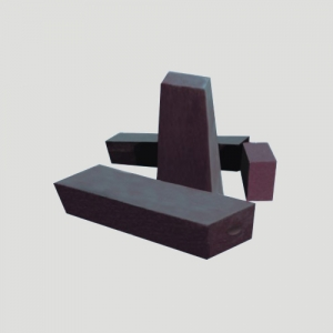半再结合镁铬砖